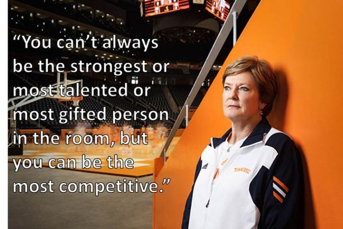 Pat Summit's legacy and the state of women'ssports