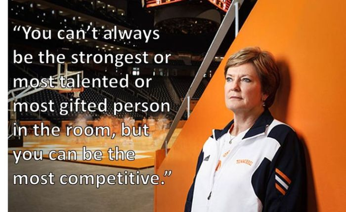 Pat Summit's legacy and the state of women's sports