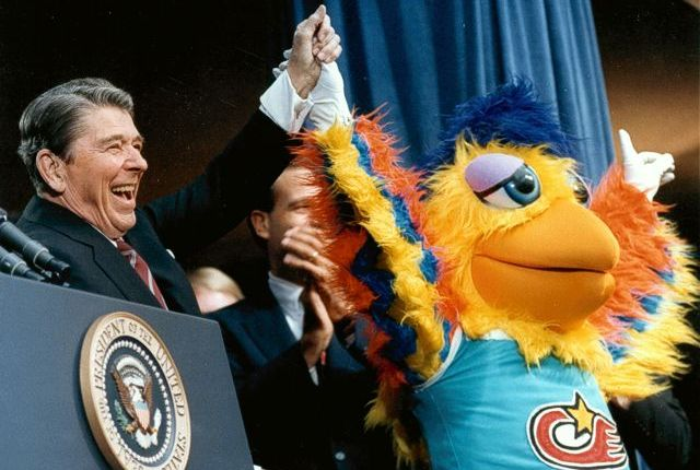 A Chicken For All Seasons – Fond Farewell To America's Best Mascot