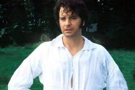 Mr. Darcy's Wet Shirt, Colin Firth, and the Revival of British Literature