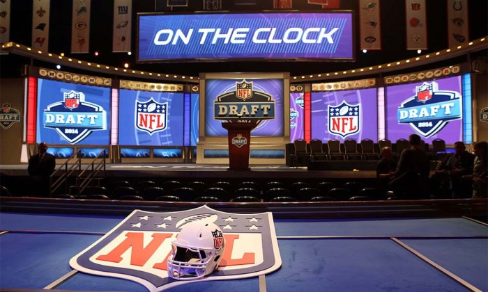 The Cleveland Browns Are On The Clock