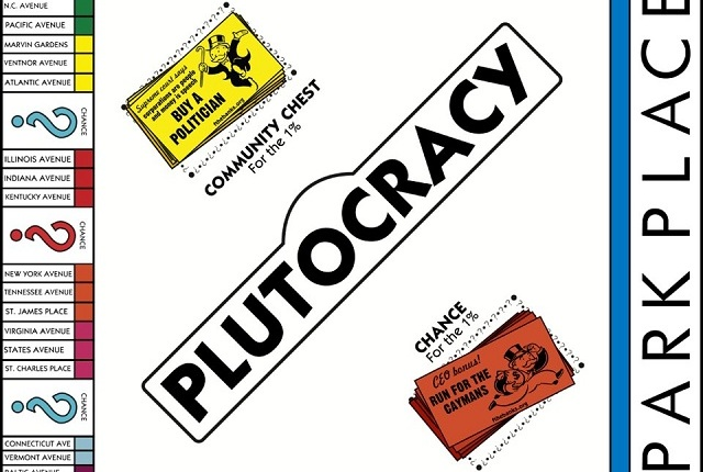 So, What's Wrong With Plutocracy?